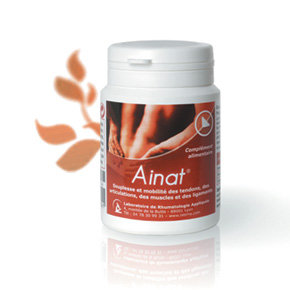 AINAT® : First natural anti-inflammatory product