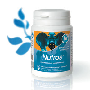 NUTROS®: Intelligent Calcium/Vitamin D to promote bone health