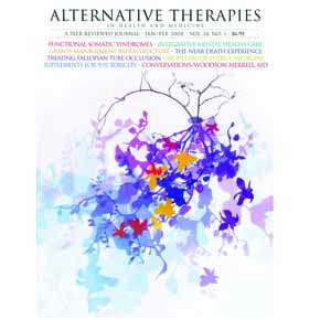 AINAT®: Read our publication in Alternative Therapies in Health and Medicine