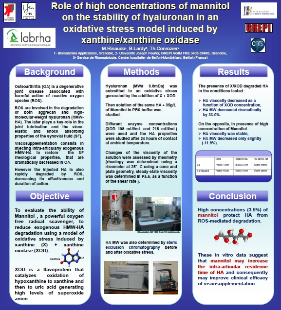 poster mannitol