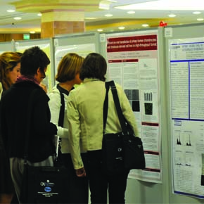 OARSI, ISIAT, SFR: Our poster presentations and oral communications