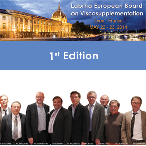 Labrha European Board on Viscosupplementation - 1st Edition -