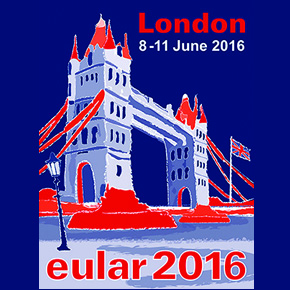 LABRHA at the EULAR Congress in London / 8-11 June 2016