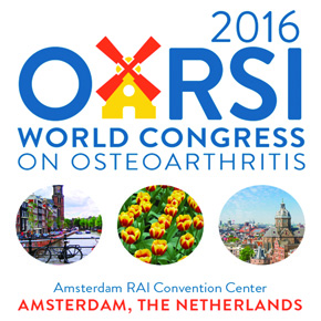 LABRHA at the OARSI Congress / March 31 – April 3 2016