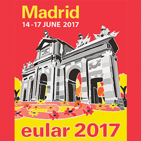 LABRHA at the EULAR Congress in Madrid in June 2017