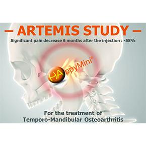 HAPPYMINI® in the treatment of Temporo-Mandibular Osteoarthritis